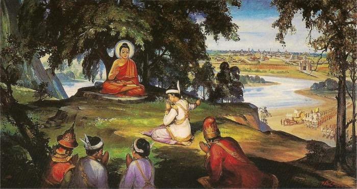 King_Bimbisara_and_the_Buddha
