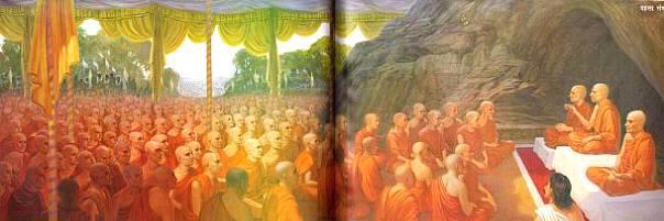 141-Kết tập Kinh điển Lần thứ 1