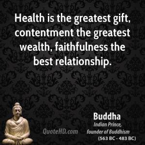 buddha-buddha-health-is-the-greatest-gift-contentment-the-greatest-wealth