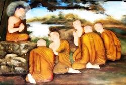 buddha5monks