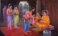 Người nữ đầu tiên quy y Tam Bảo