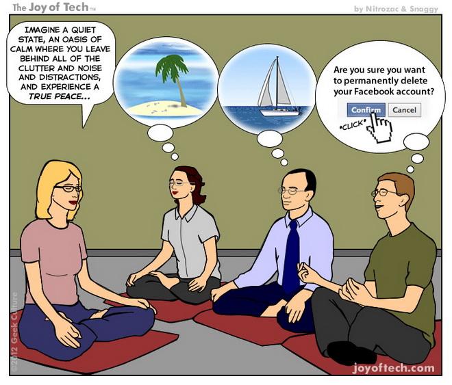 ứng dụng Thiền định vào đời sống thường nhật