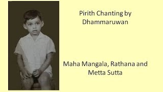 Chú bé Srilanka 3 tuổi tụng kinh Pali