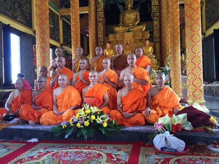 Le xuat gia gieo duyen chua Kleng Hanoi 33
